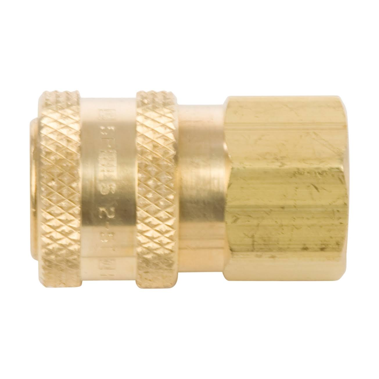 Forney 75127 Pressure Washer Accessories Quick Coupler - Female Socket