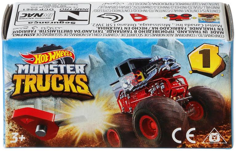 Hot Wheels Toy, Monster Trucks