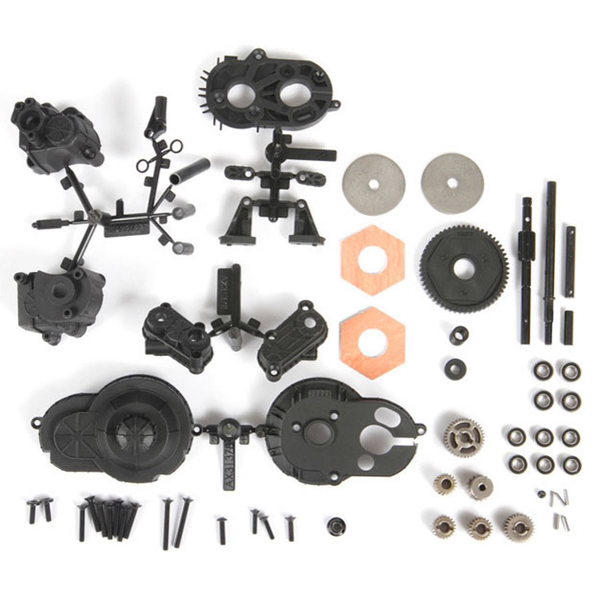 Axial SCX10 Transmission Set Complete AX31439