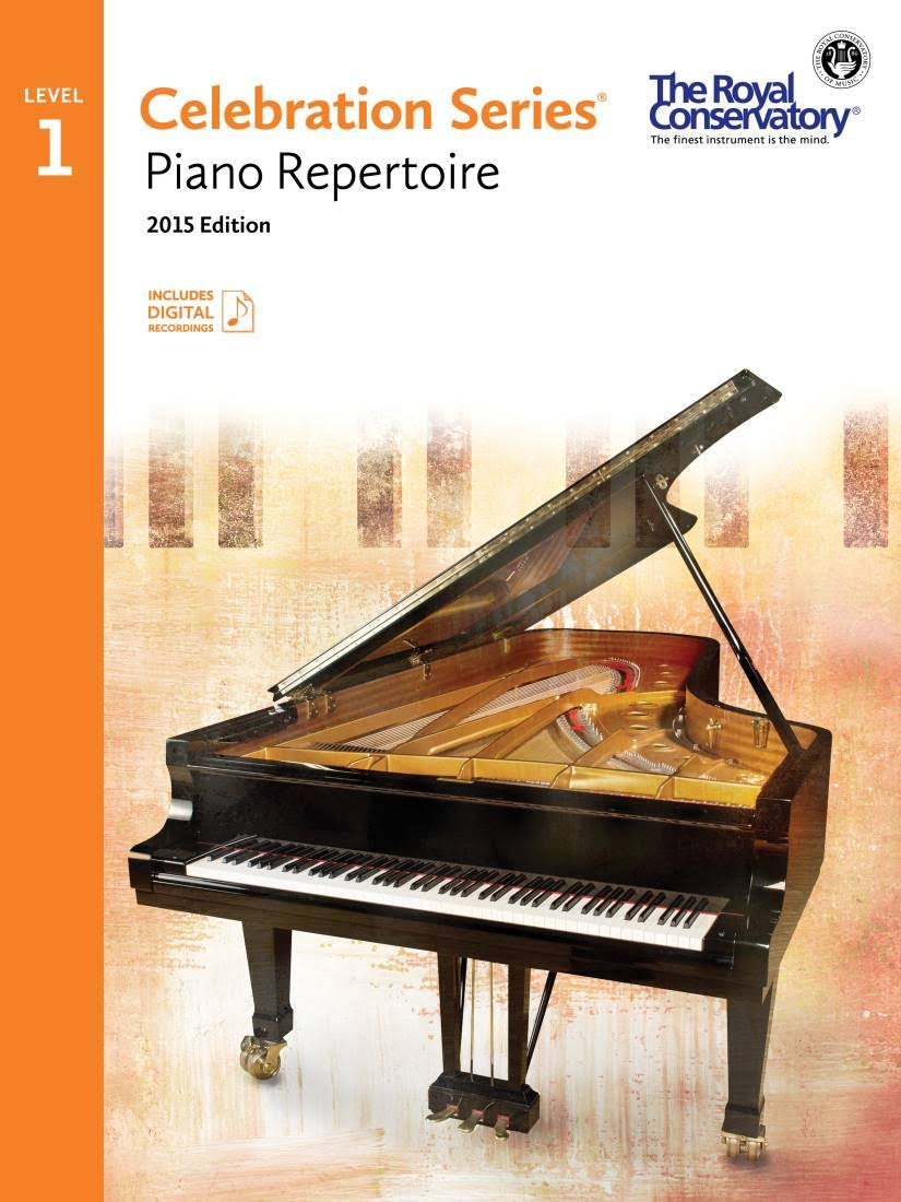 Celebration Series: Piano repertoire [Book]