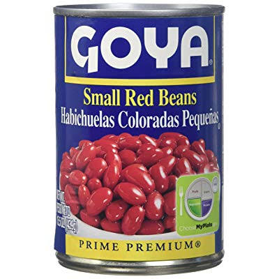Goya Premium Small Red Beans - 15.5oz