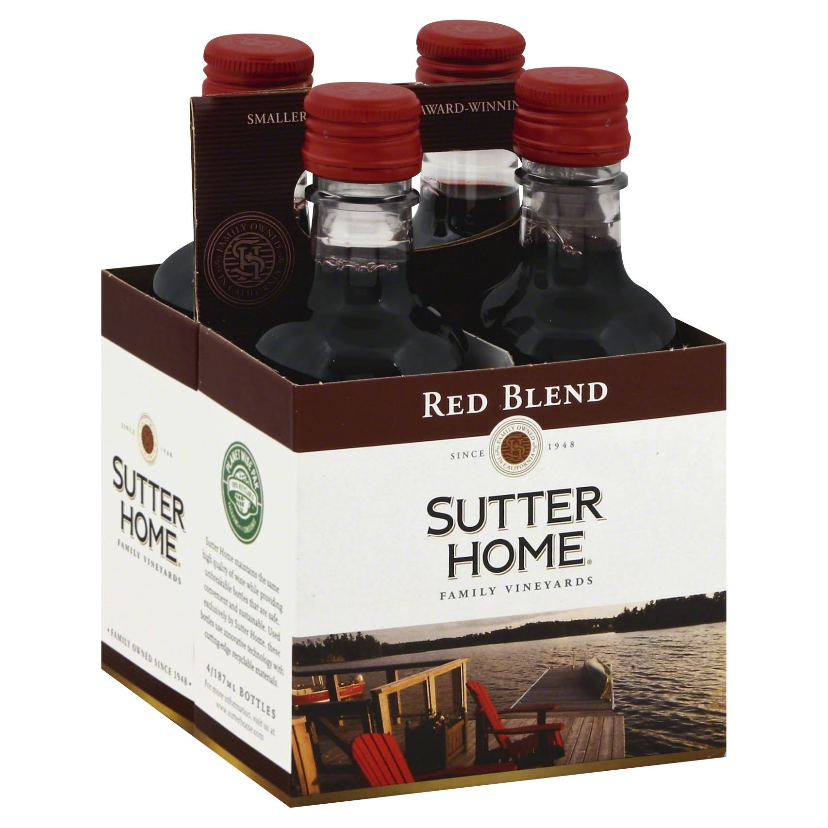 Sutter Home California Red Blend Wine