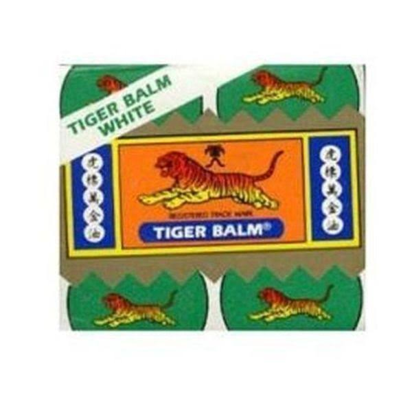 Tiger Balm Ointment - White, 19g