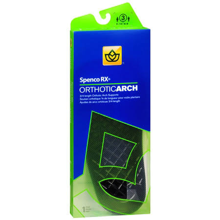 Spenco Orthotic Arch Supports