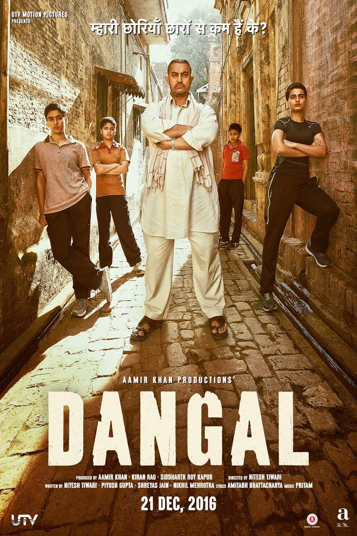 Dangal 2016 Full Movie Download HDRip 200MB