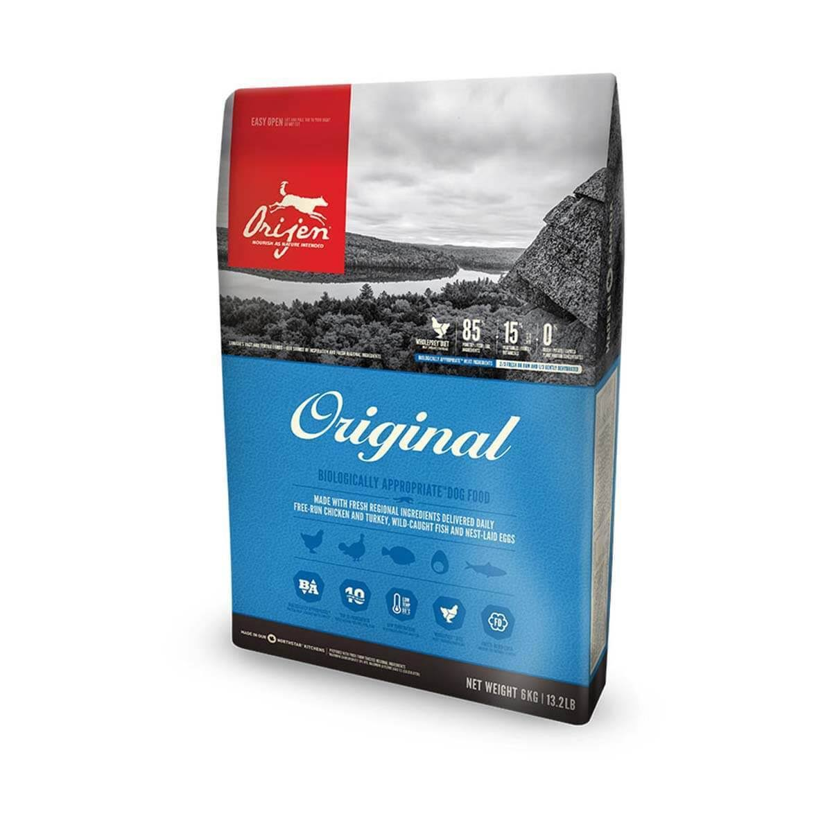 Orijen Original Adult Dog Food - 13.2lb