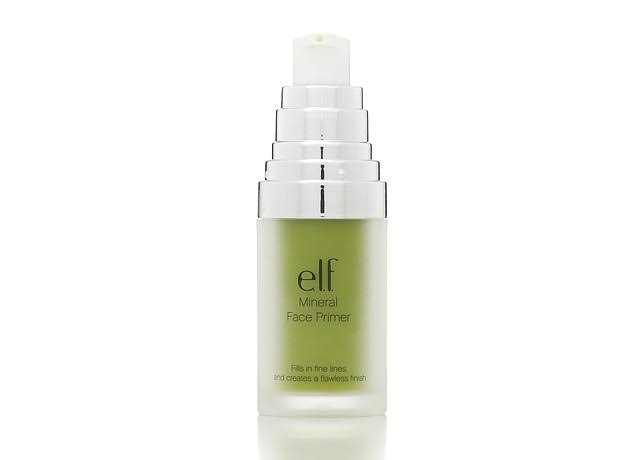 e.l.f. Cosmetics Mineral Face Primer - Adjust Green, 0.47oz