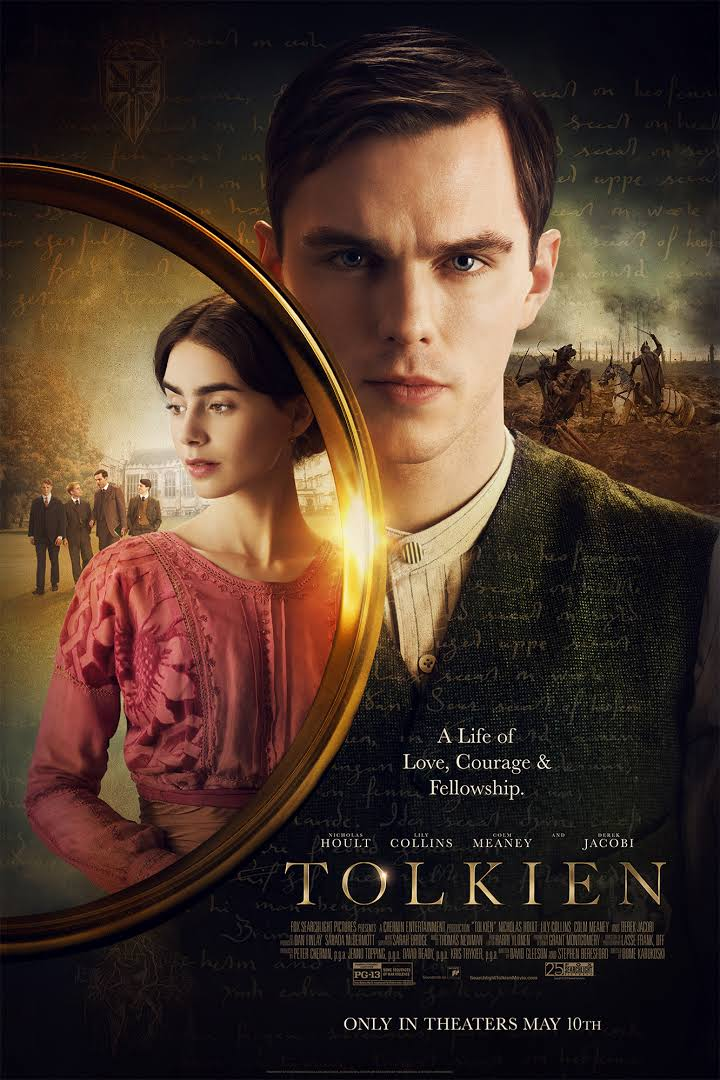 Tolkien (2019) BluRay Dual Audio [Hindi 5.1 + English 5.1]- 1080p 10Bit – 720p DD5.1 AAC ESub