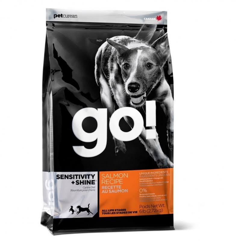 Go! Sensitivity + Shine Dog Dry Food - Salmon