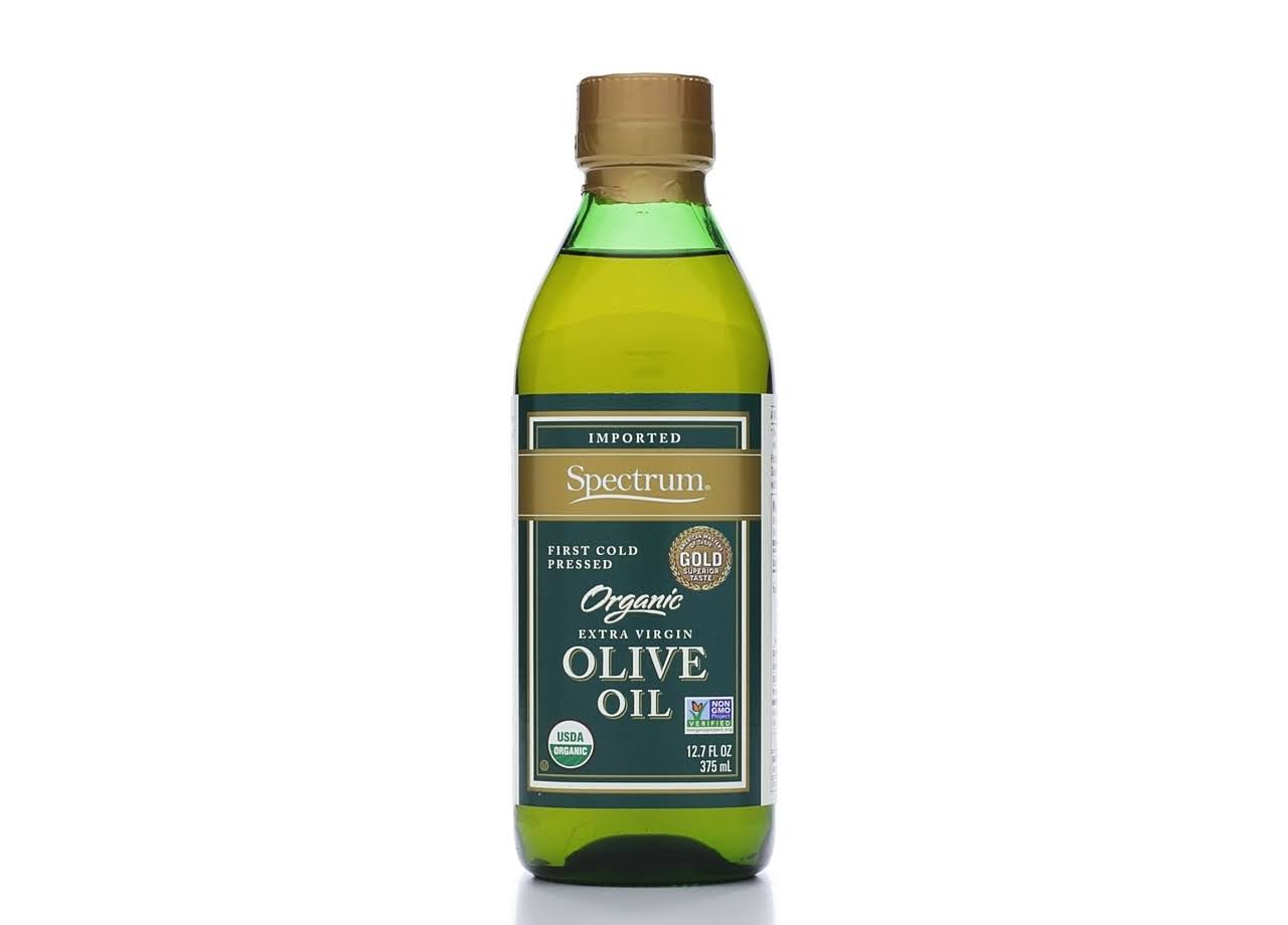 Spectrum Naturals Organic Extra Virgin Olive Oil - 12.7oz
