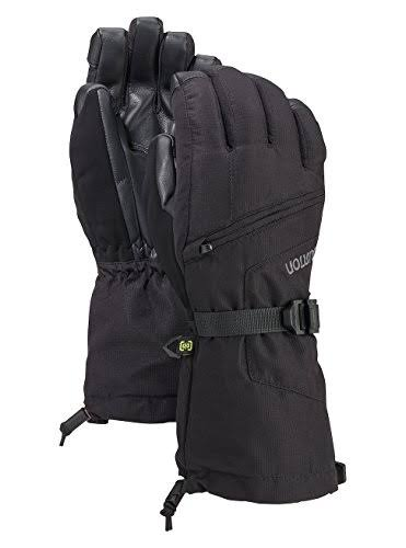 Burton Youth Vent Glove Gloves (L, Black)