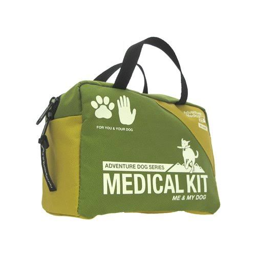 Adventure Medical Kits Me and My Dog Pet First Aid Kit - Green, 27 Pieces