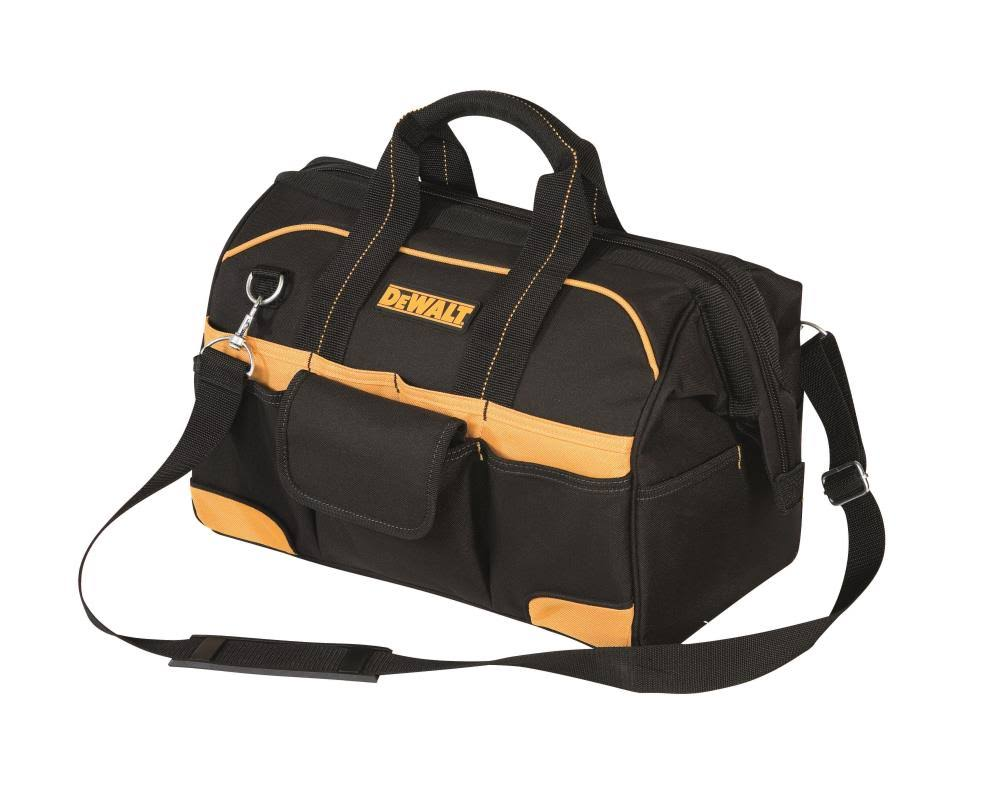 Dewalt DG5543 Custom Leathercraft Tradesman's Tool Bag - 16""