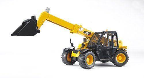 Bruder Toys Caterpillar Telehandler Truck With Accessories