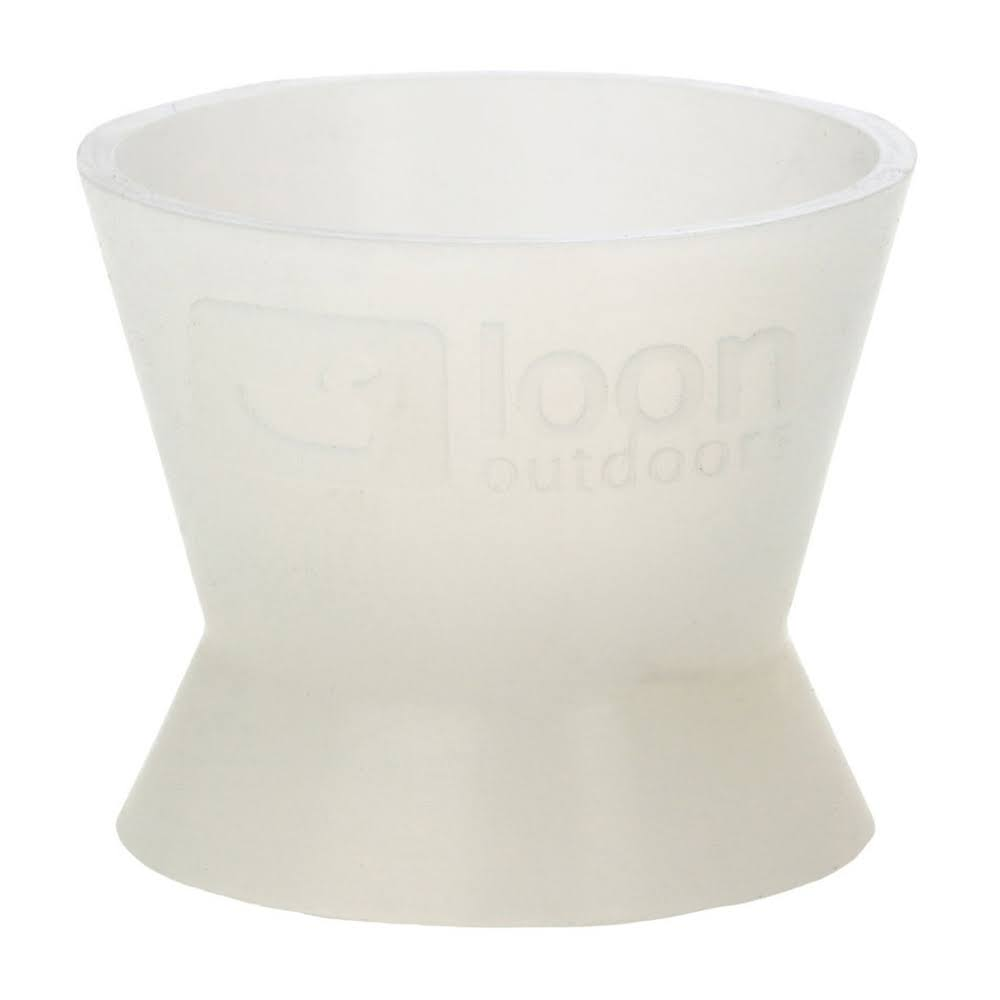 Loon Outdoors Mixing Cup - Clear