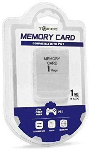 Hyperkin PS1 Memory Card - 1MB