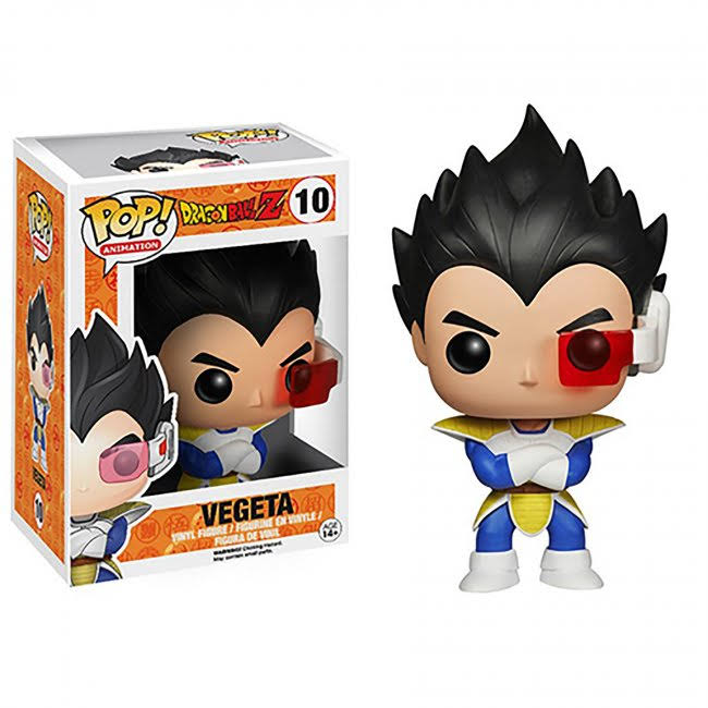 Funko POP! Anime Dragonball Z Vegeta Action Figure Toy