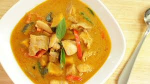Thai Green Pumpkin Curry Recipe by Thai Red Curry Chicken U0026 Squash Recipe แกงเผ ดไก Thai