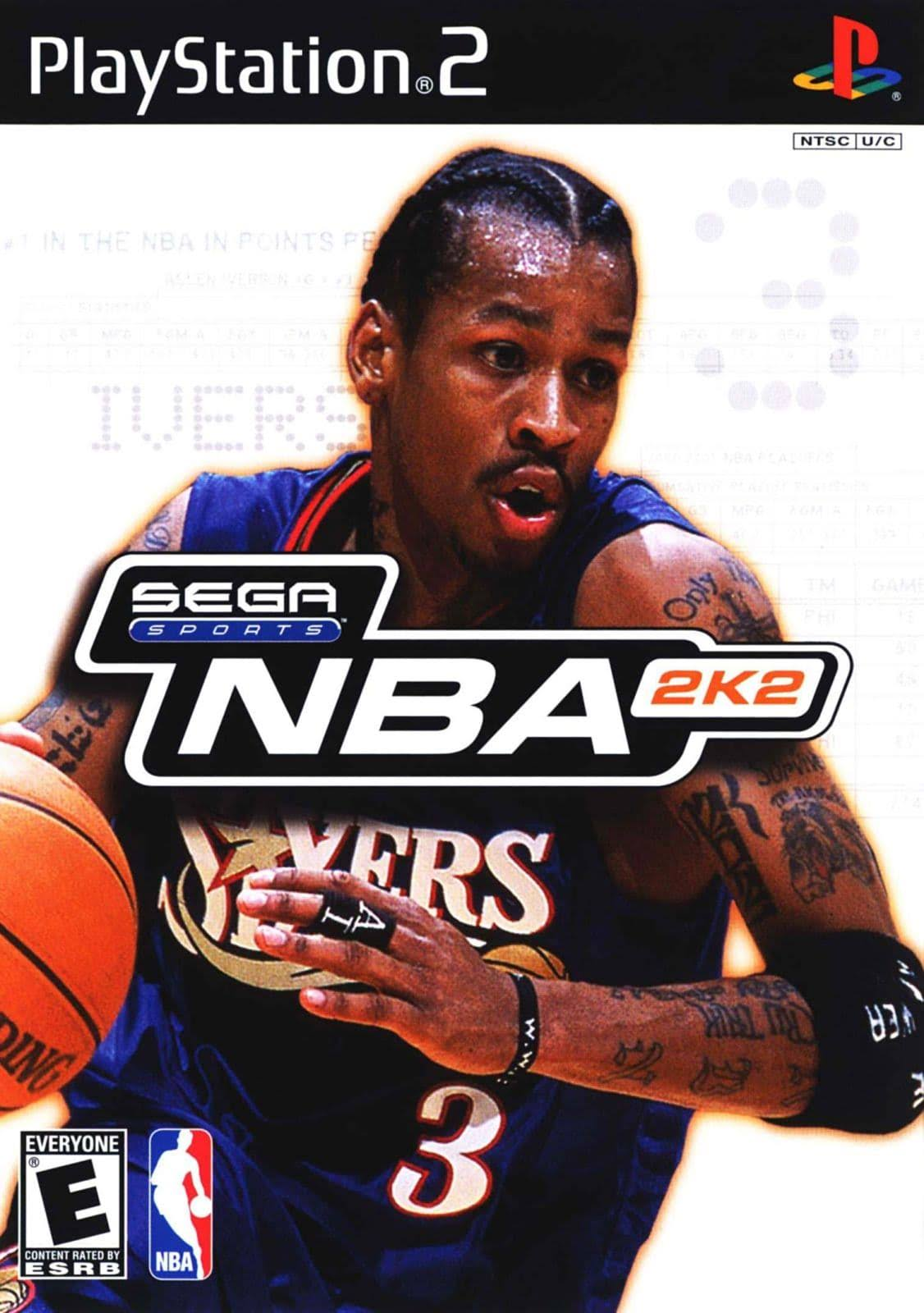 NBA 2K2 - Sony PlayStation 2