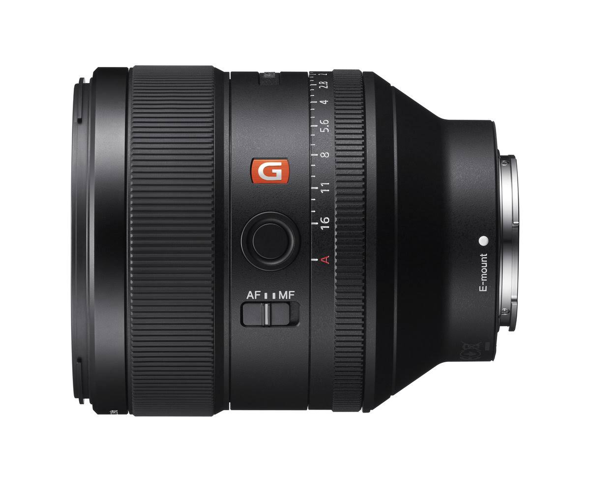 Sony FE 1.4 GM Lens - 85mm