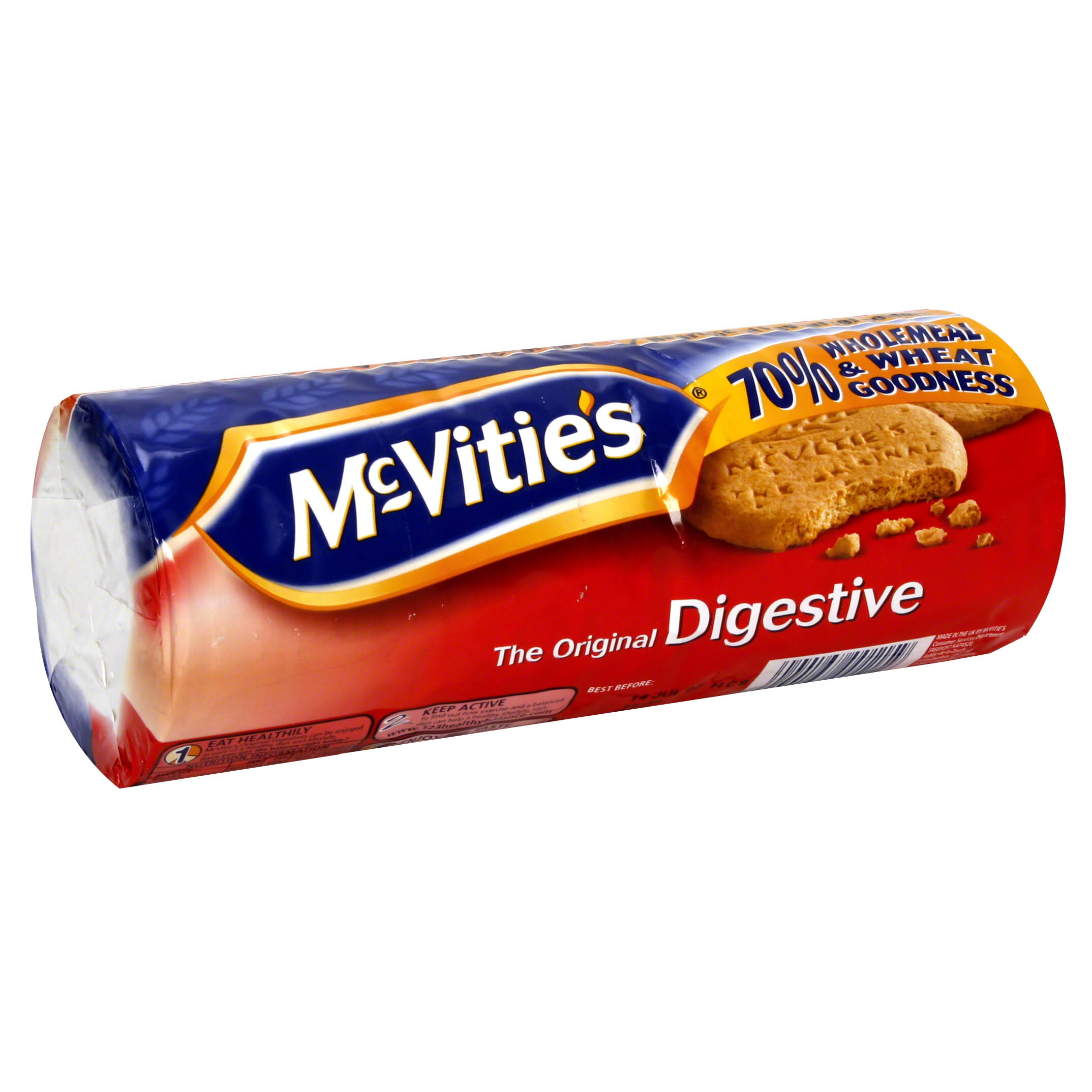 McVitie's Digestives Biscuits - The Original, 400g