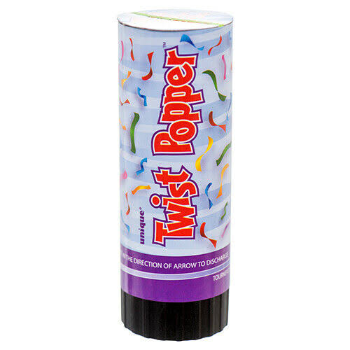Unique Industries Twist Poppers