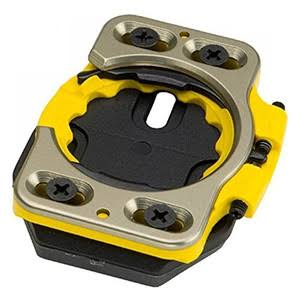 Speedplay Zero Pedal Cleats - Yellow