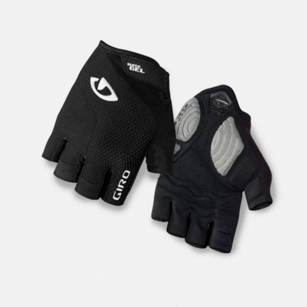 Giro Women's Strada Massa Gel Cycling Gloves - Black, Small
