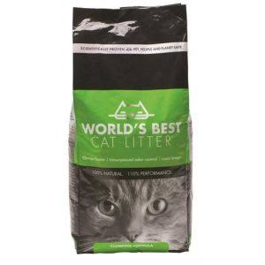 Cat Litter Worlds Best 6.35kg