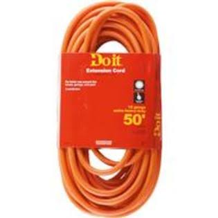 Do It Heavy Duty Outdoor Extension Cord - 50'