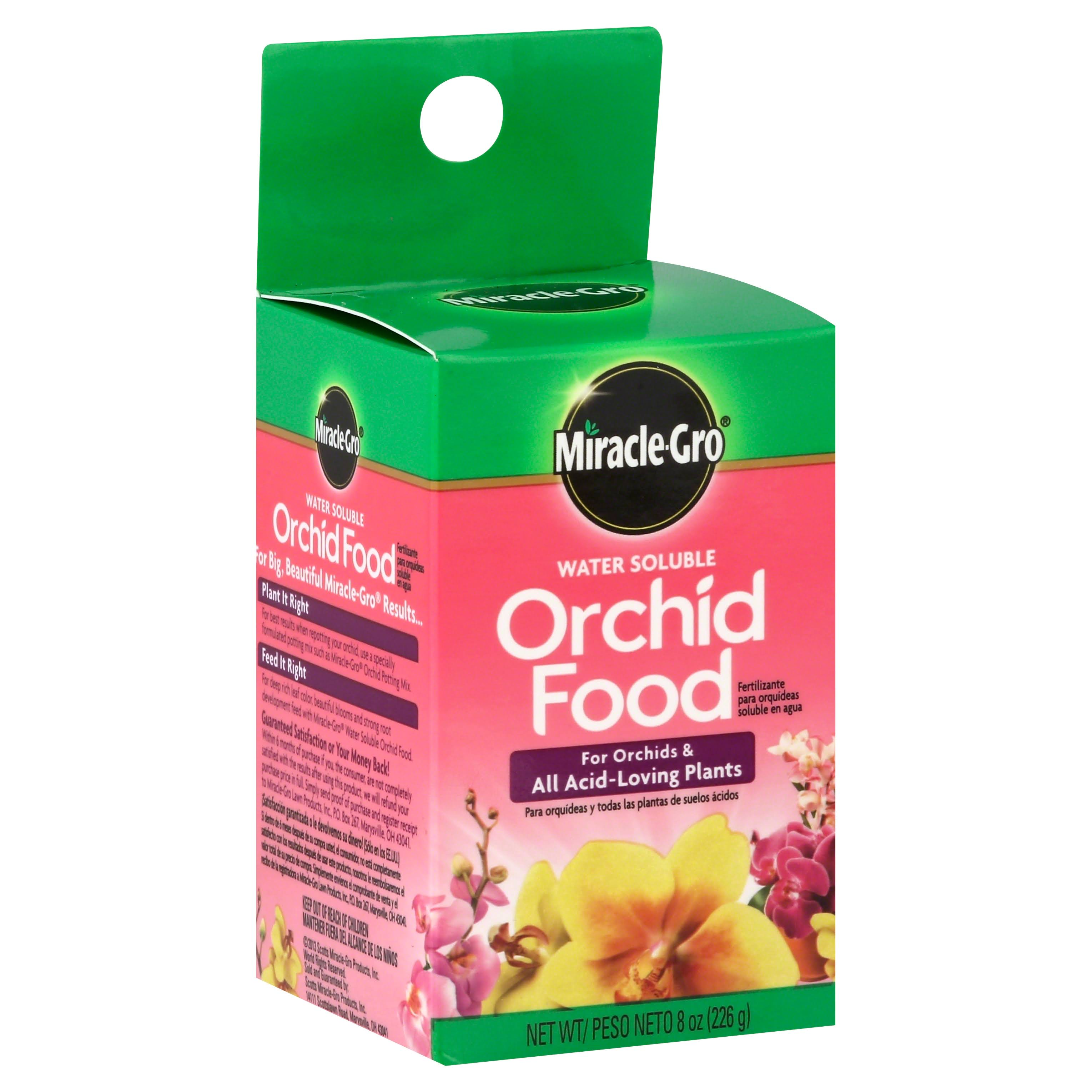 Miracle-Gro Orchid Plant Food - 226g