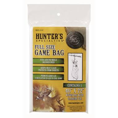 "Hunters Specialties® Game Bag - Full Size, 40""x72"""