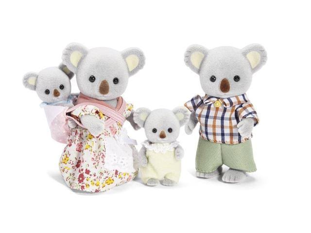 Calico Critters Outback Koala Family Play Set