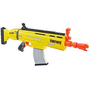 Nerf Fortnite AR-L Elite Dart Blaster Toy