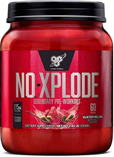 BSN N.O. - Xplode Pre-Workout Igniter - Watermelon
