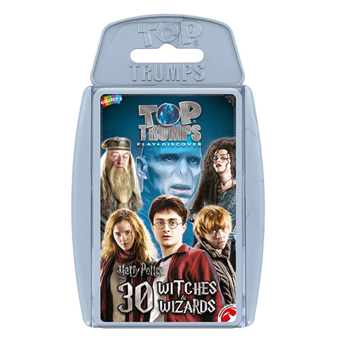 Harry Potter Top 30 Witches and Wizards Top Trumps Specials Card Game