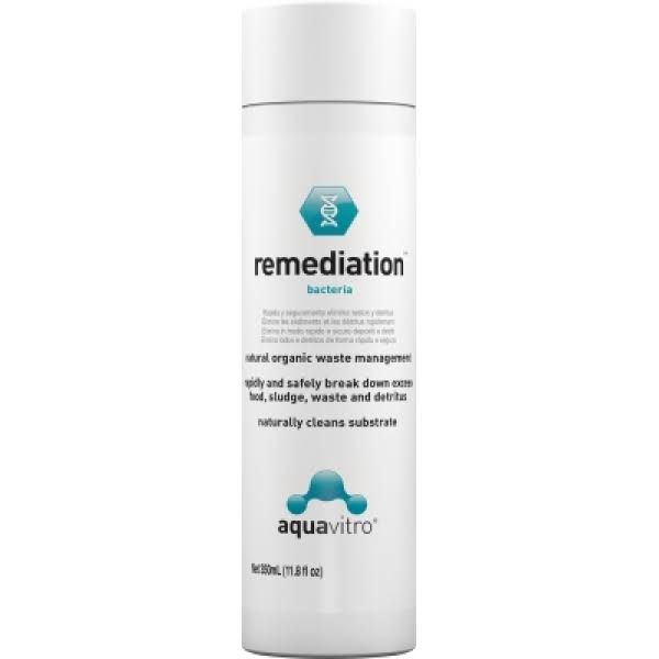 Seachem Laboratories Aquavitro Remediation Aquarium Treatment - 150ml