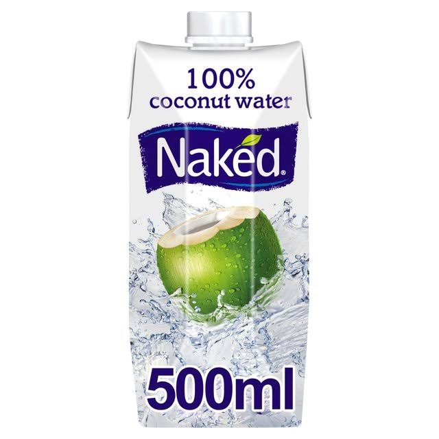 Naked Coconut Water 500ml