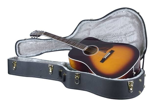 Guardian Archtop Hardshell Case - Dreadnought
