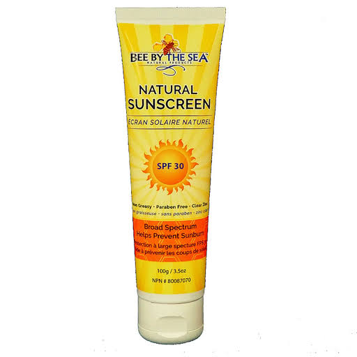 Bee by The Sea Sea SPF30 Natural Sunscreen 100ml