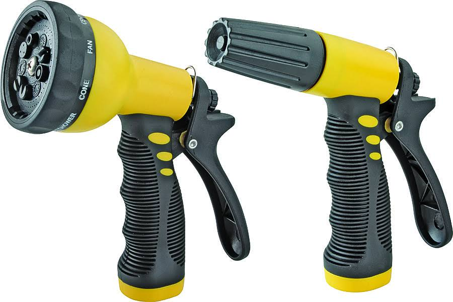 Toolbasix 3-Way Adjustable Garden Nozzle Set