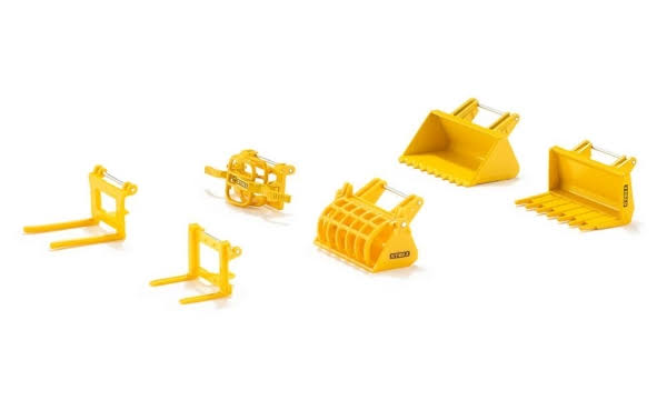 Siku 7070 - Accessories for Front Loader