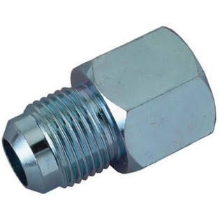 "Brasscraft Gas Flare Fitting - 5/8"" X 1/2"""