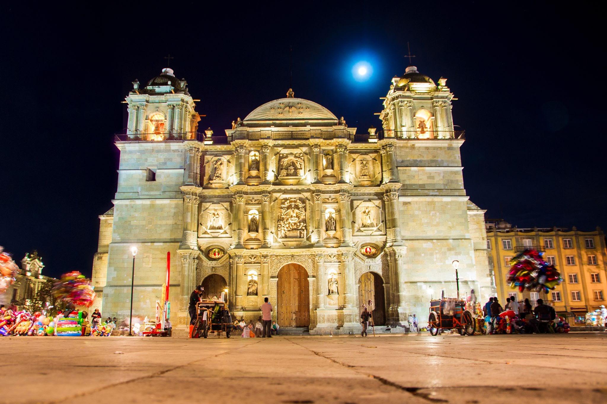 Zócalo Oaxaca