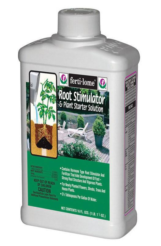 Voluntary Purchasing Fertilome 10640 Root Stimulator and Plant Starter - 16oz