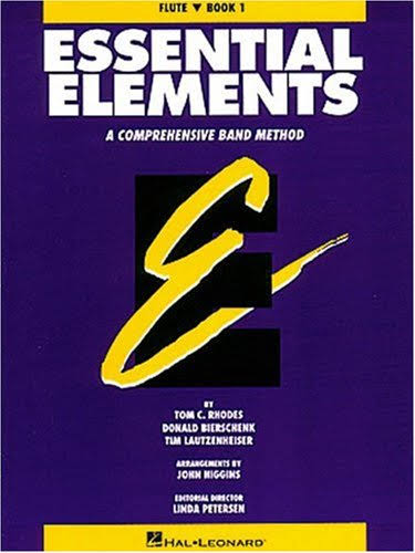 Hal Leonard Essential Elements Book 1 (Original Series) Flute