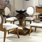 FURNITURE. Glass Top Dining Tables: Luxury Glass Top Dining Table ... - Glass Dining Table
