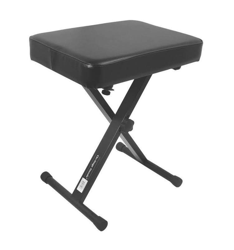 On Stage KT7800 Padded Keyboard Bench