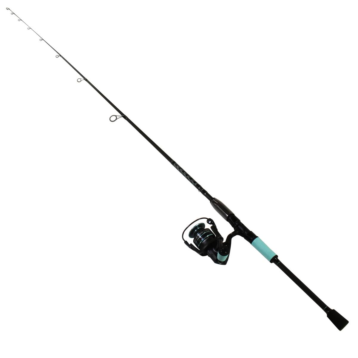 Penn Pursuit Iii Le Spinning Reel and Fishing Rod Combo