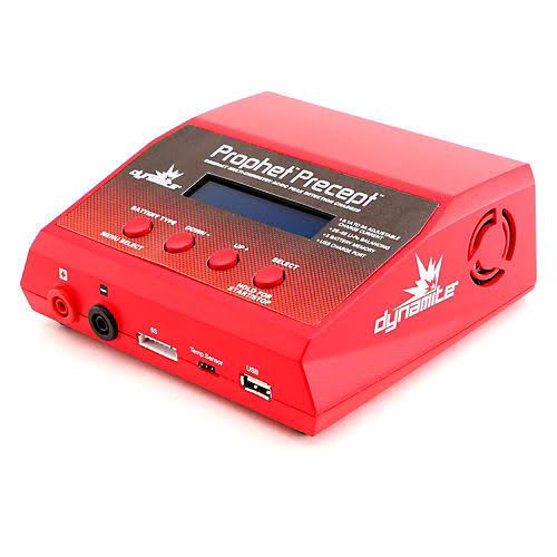 Dynamite Prophet Precept LCD ACDC Battery Charger - 80W